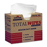 4-Ply Utility Paper Towels, 10 X 16 1/2, White, 900/box