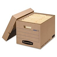 Bankers Box Mystic Storage Boxes