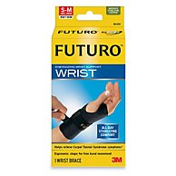 "Energizing Wrist Support, S/m, Fits Right Wrists 5 1/2""- 6 3/4"", Black"