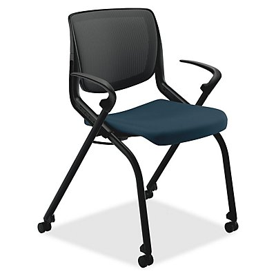HON Motivate Seating Nesting Flex-back Stack Chair