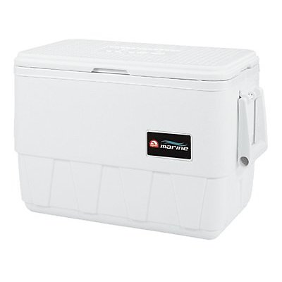 25-QT. WHITE MARINE SERIES ICE CHEST