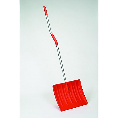 SNOW SHOVEL,ORANGE