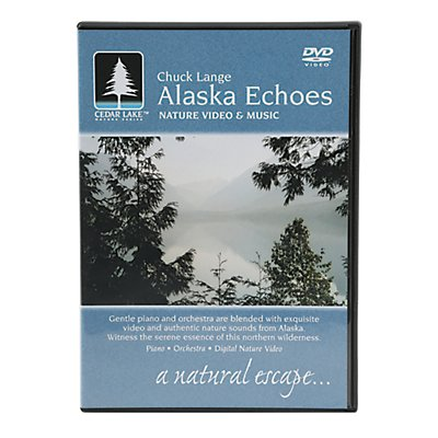 Cedar Lake Nature Series: Alaska Echoes DVD. Take in the rugged beauty of the last frontier.