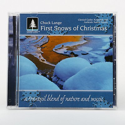 Cedar Lake Nature Series: First Snows of Christmas CD. Bring joy to your heart this holiday season.