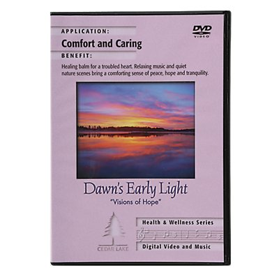 Cedar Lake Nature Series: Dawn's Early Light DVD