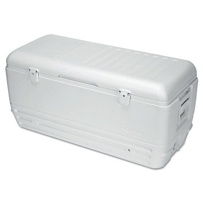 150-QT QUICK & COOL MARINE WHITE ICE CHEST 180