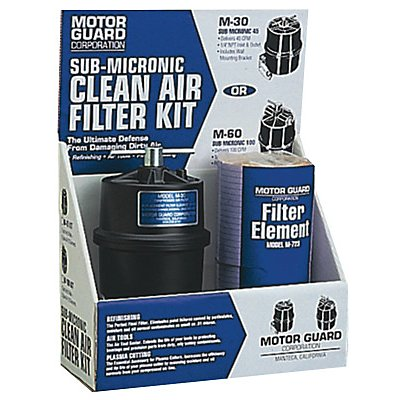 CLEAN AIR FILTER KIT 1/4NPT