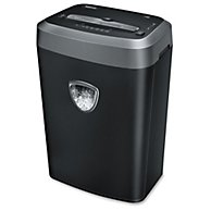 Fellowes Powershred 74C Cross-Cut Shredder - Cross Cut - 14 Per Pass7 gal Wastebin Capacity