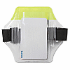 Baumgartens Reflective Armband Badge Holder - Yellow