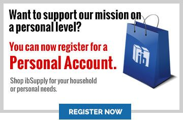 Register Now for a Personal Account